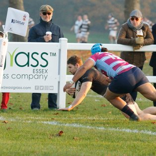 Brentwood17 - 29 Wimbledon, London and South East Premier Division