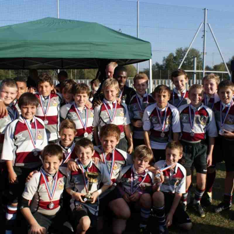 Southend Festival 16 October 2011 - Cup Winners