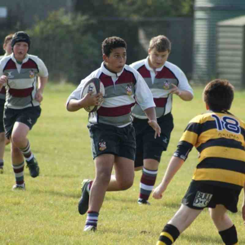 U13 Dev vs Wasps