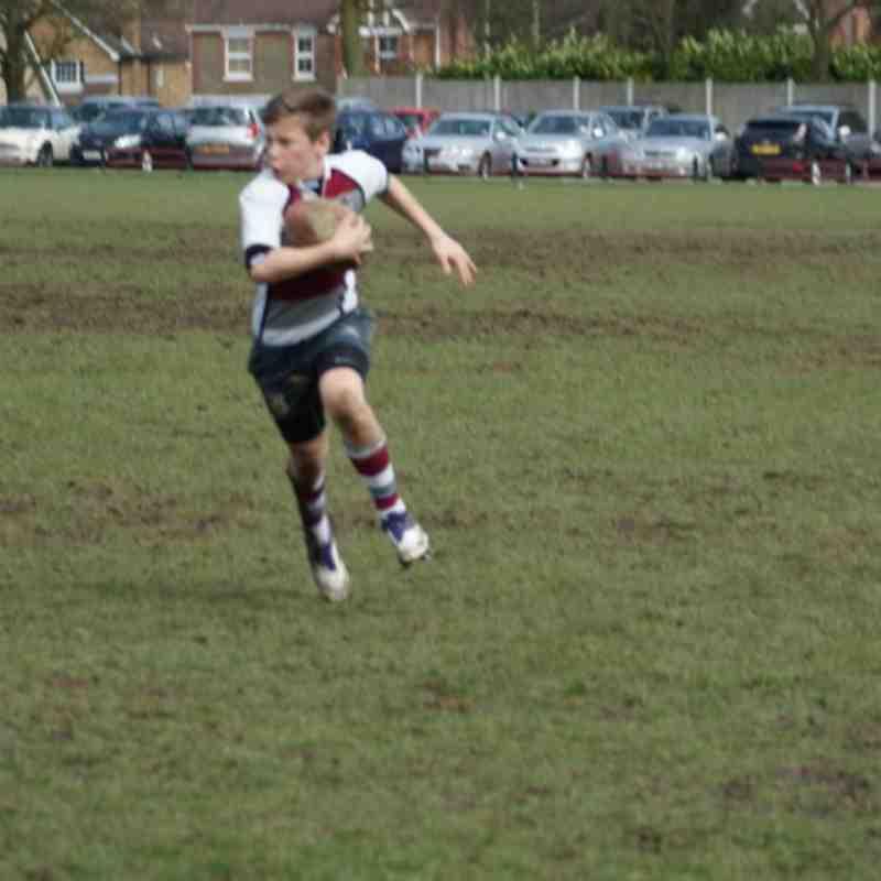 U13 vs Chelmsford 14 April 2013