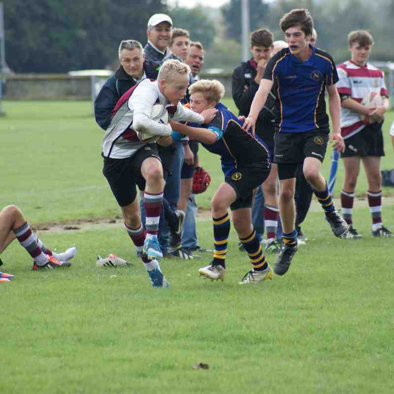 U15 Dev vs Hertford B 21 Sept 2014