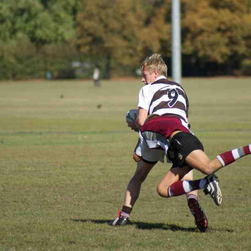 U15 (Dev) vs Southend B - 5 Oct 2014