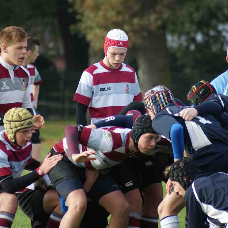U15 vs Chelmsford 12 Oct 2014