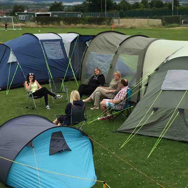 VK Camping Event - U12s and U14s
