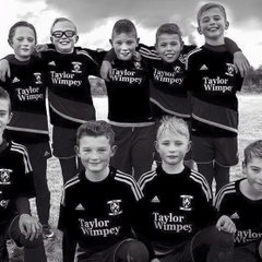 U10s New Away Kit