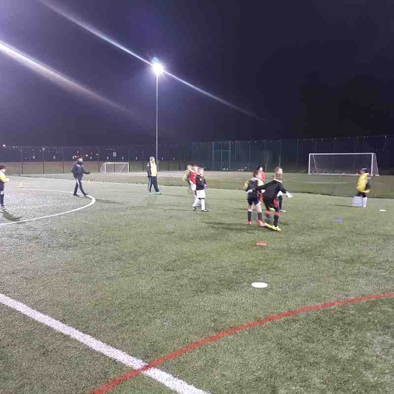 Netherwood Training 09/02/2017