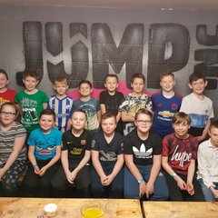 VK U11s Christmas Party 2016-2017