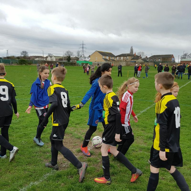 U10s continue on to the next round of the cup....