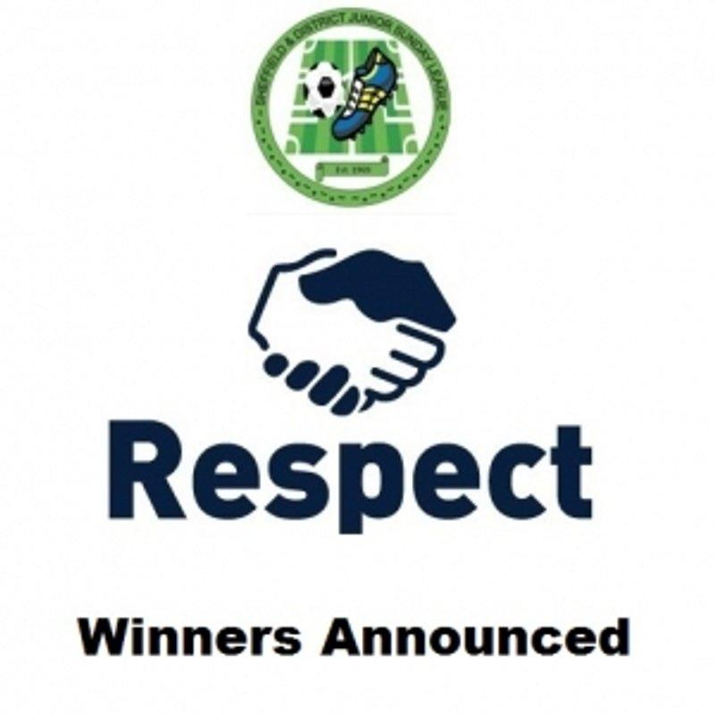 U13s are the 2016/2017 Fair Play Winners