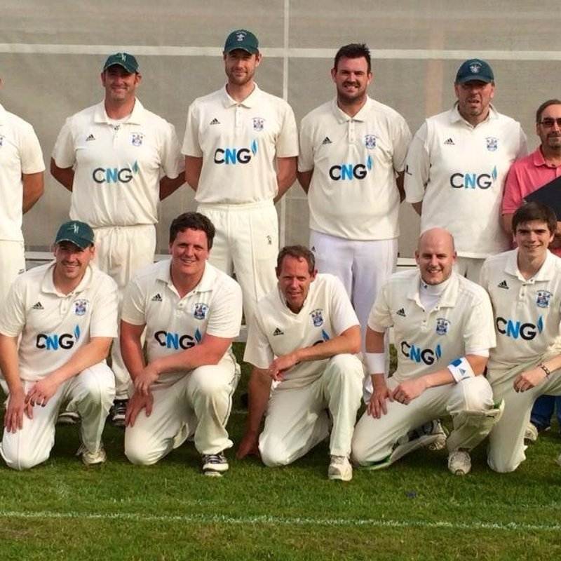 Easingwold CC - 2nd XI 93/0 - 92 Wetherby CC - 1st XI