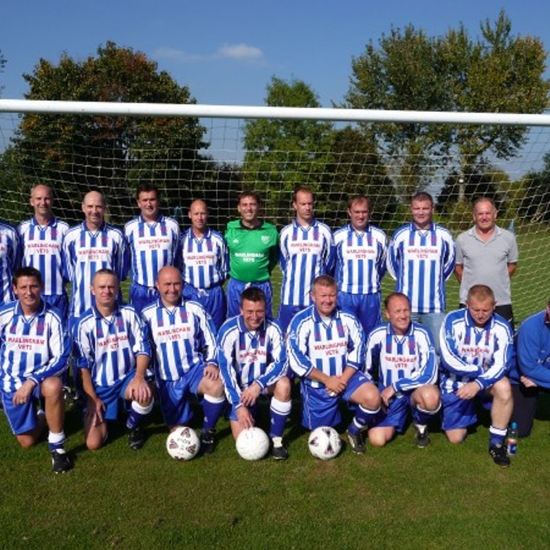 Vets A Team beat Chipstead 2 - 5