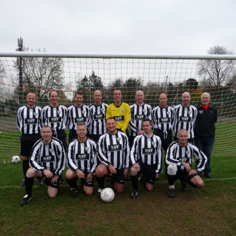 Vets B Team lose to Catford Wanderers 4 - 2