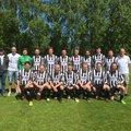 1st Team beat RH Athletic 4 - 1