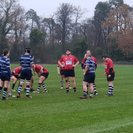 Battling Crows edged out in Harrow