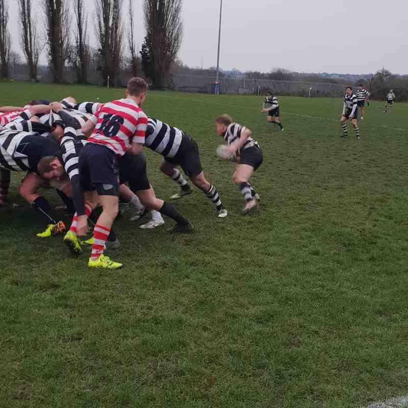 Finchley vs. Royston - 05/01/19