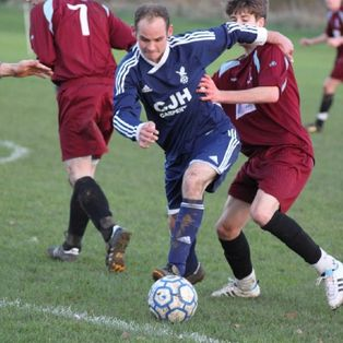 Isaiew Goal Sinks Milton
