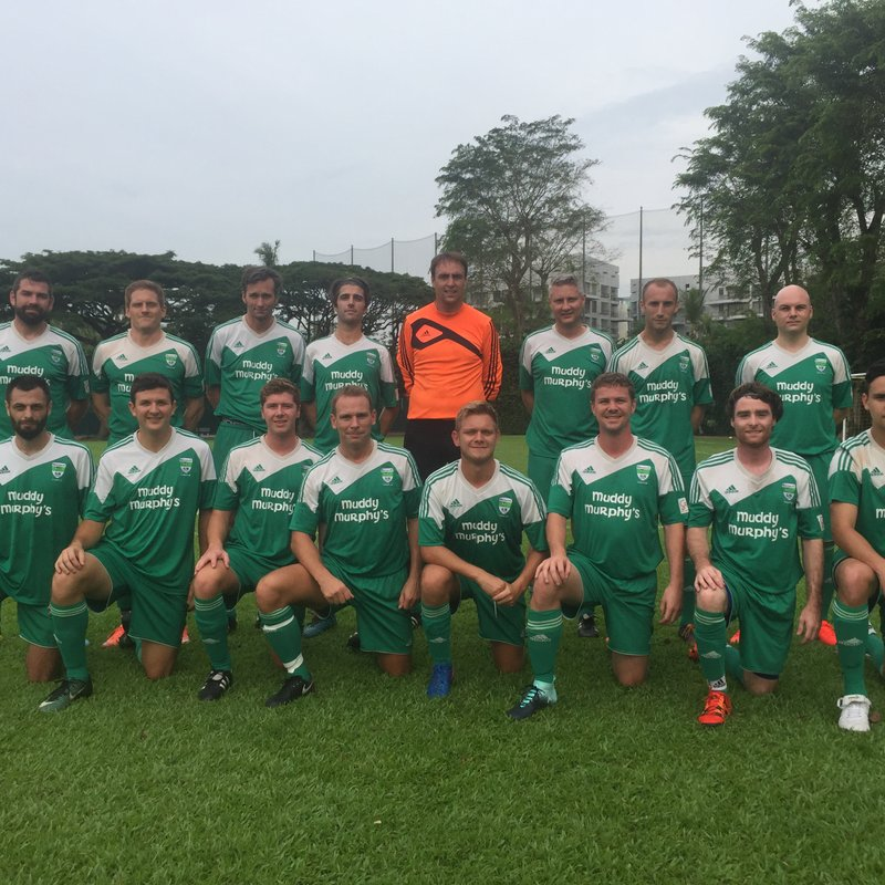 Hibs FC lose to Casuals 5 - 3