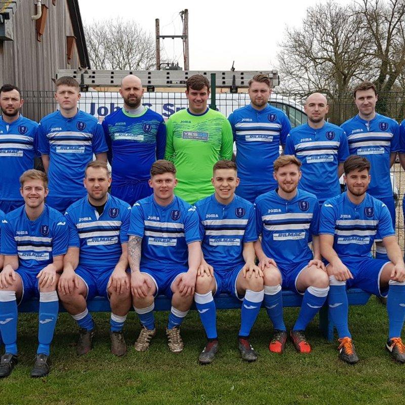 First Team beat Ruston Sports 2 - 3