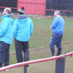 Harrowby United v Desborough Town 09-01-2016