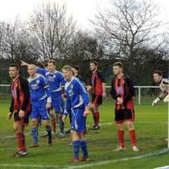 Huntingdon Town v Harrowby United 06-02-2016