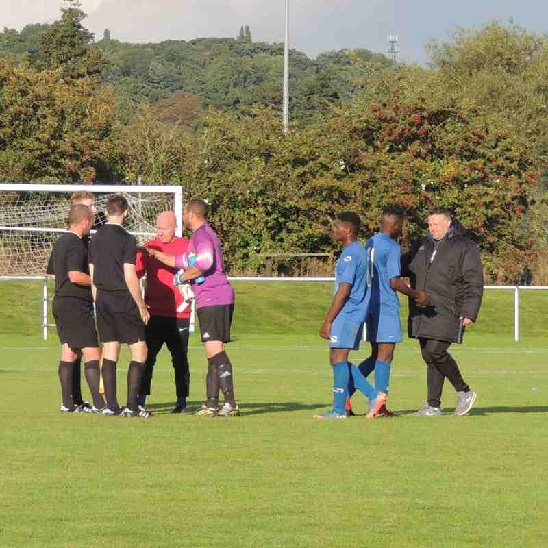 Clifton All Whites v Harrowby United FA Vase 09-09-2017