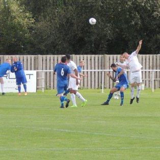 Arrows Share Four Goals To Force Vase Replay.