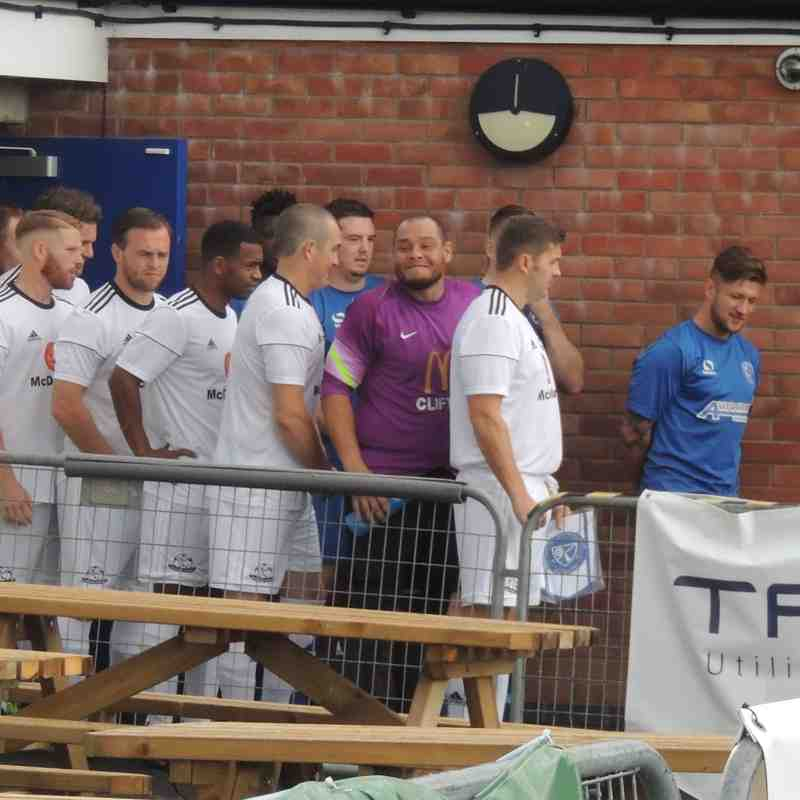 Clifton All Whites v Harrowby United FA Vase 09-09-2017