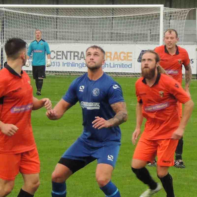 Rushden & Higham v Harrowby United 16-09-2016