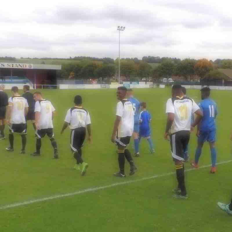 Harrowby United v St Andrews FA Vase 23-09-2017