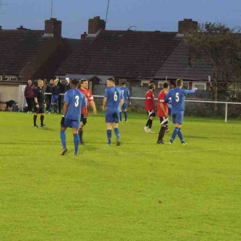 Irchester United v Harrowby United 04-11-2017
