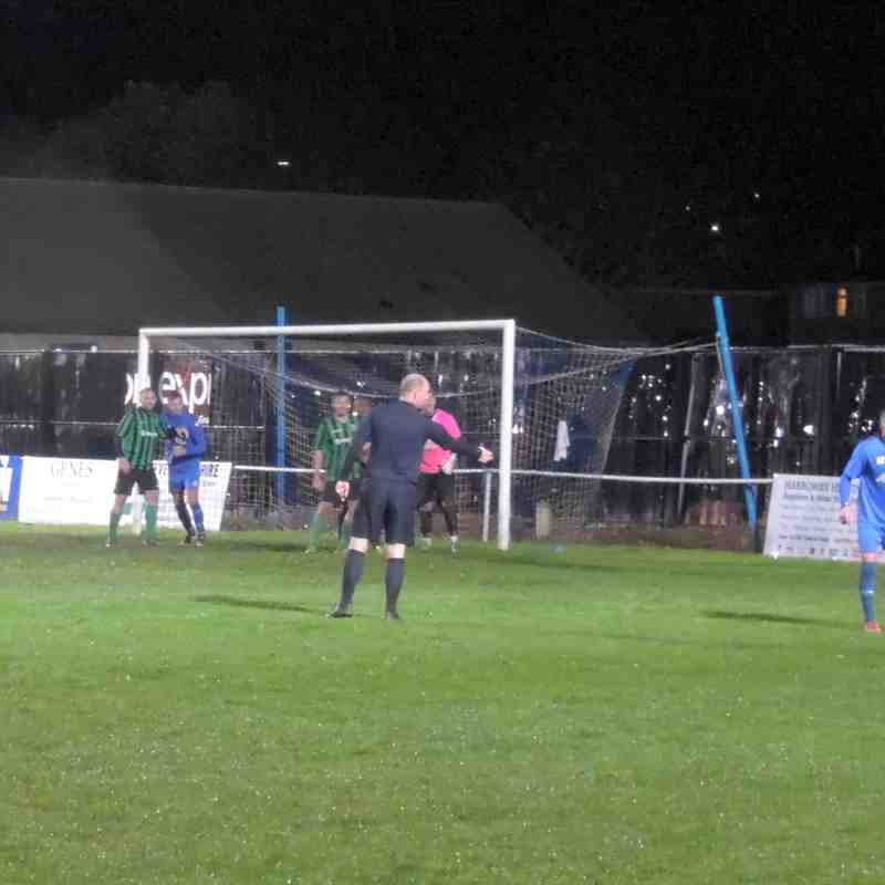 Harrowby United v Blackstones FC 07-11-2017