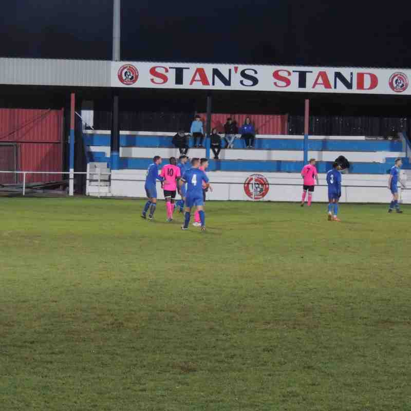 Harrowby United v Thrapston Town 11-11-2017