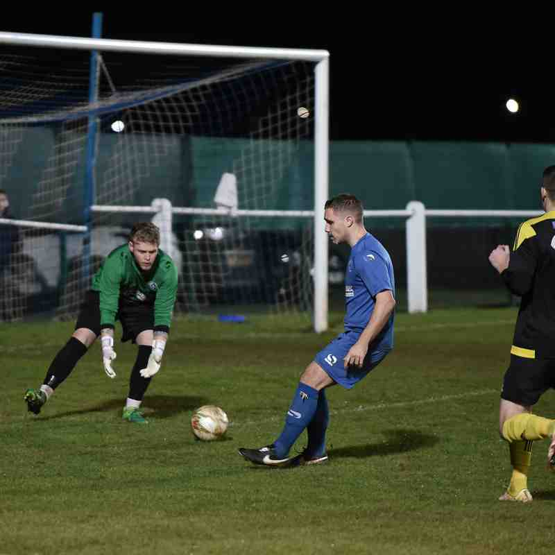 Harrowby United v Holbeach United 28-11-2017
