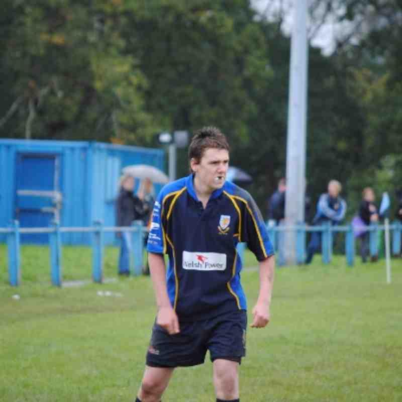 Under 16s v Tonna - 18 September 2011