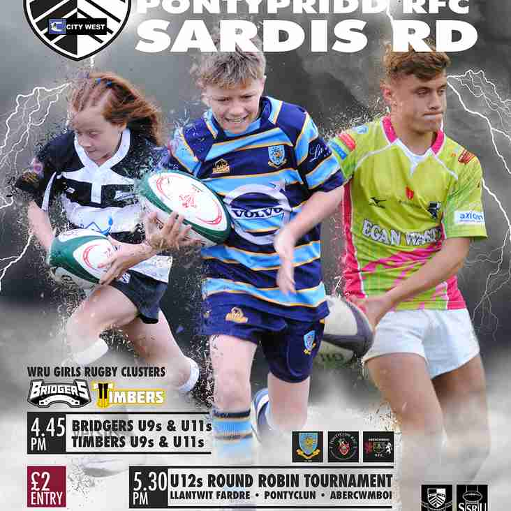 Pontypridd and Valleys Community Rugby Initiative