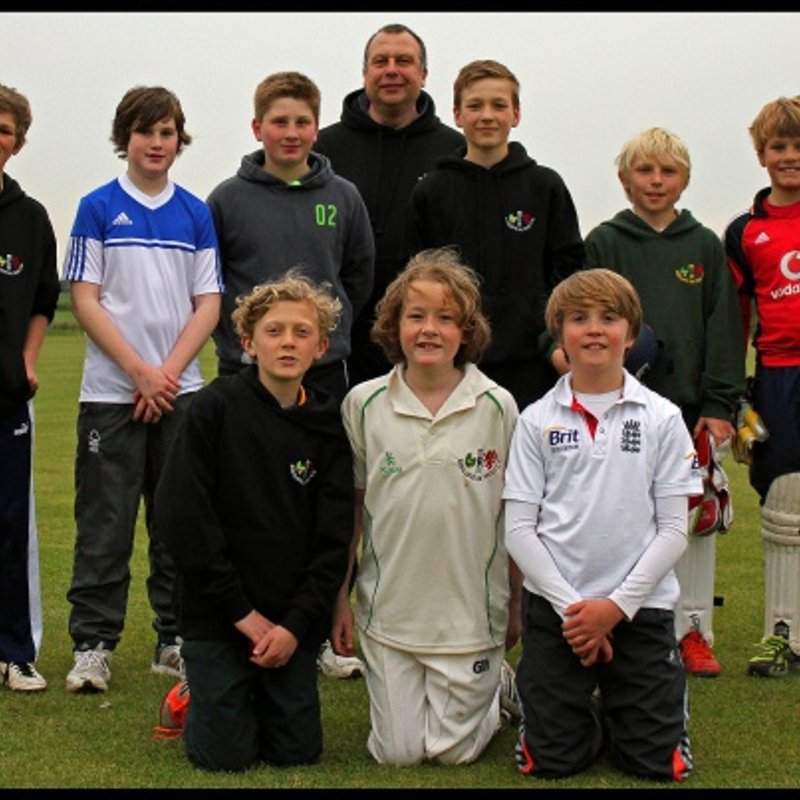 Radcliffe-on-Trent CC - Under 12 vs. Kimberley Institute CC - Under 12