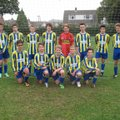 Under 17's lose to Kimberley MW 8 - 2