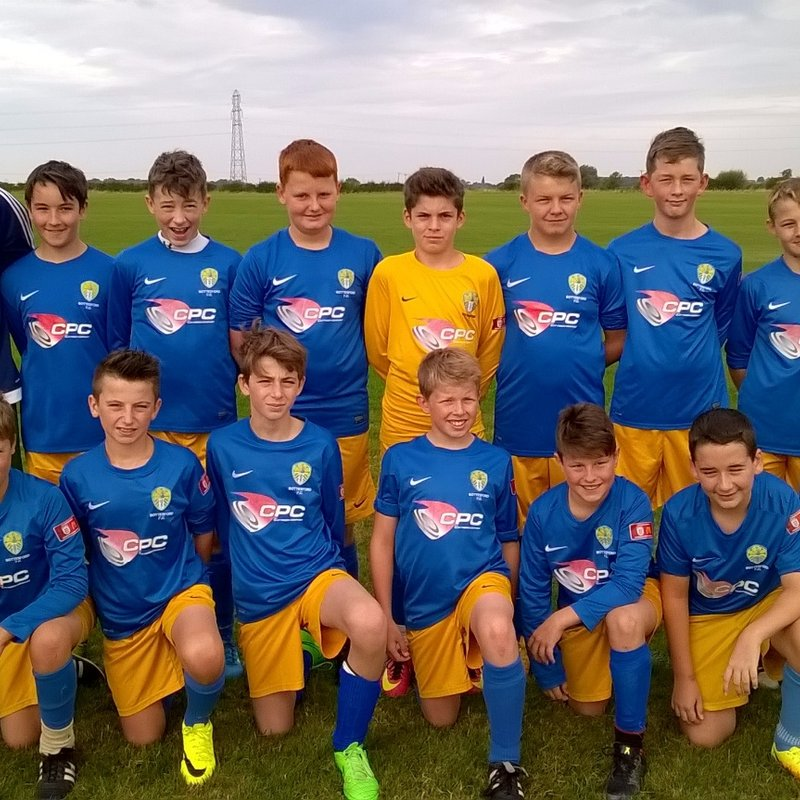Under 13's Lose to Gonerby