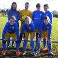 Caterpillar Girls vs. Bottesford FC Girls