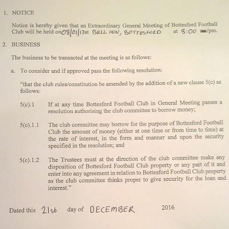 EGM Resolution Passed