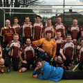 Mossley Hill Men's 3s vs. Bebington Men's 3s