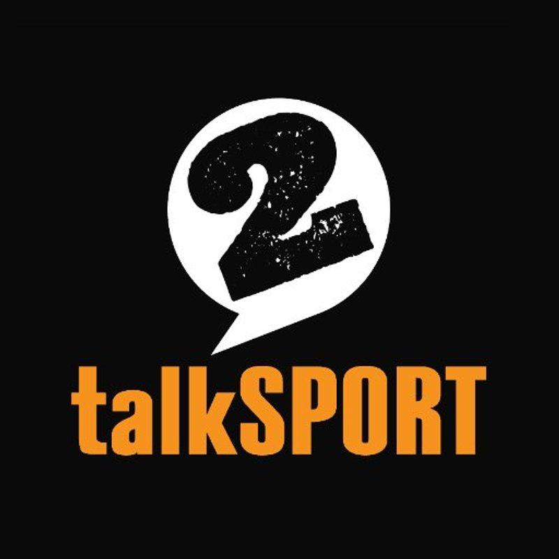 talkSPORT TONY TALKS FESTIVE FOOTIE