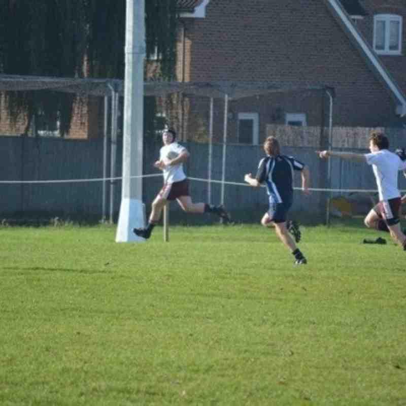 Sidcup U14's vs. Tunbridge Wells U14's 13Nov2011