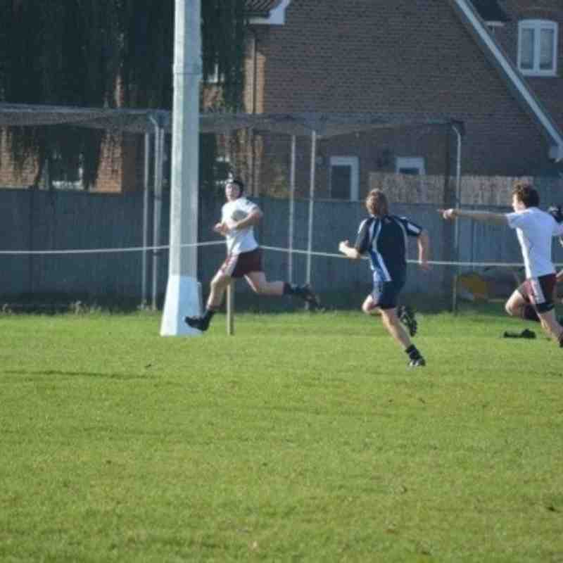 Sidcup U14's vs. Tunbridge Wells U14's 13Nov2011