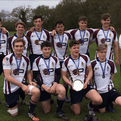 SRFC Academy Season ends with a final piece of silverware