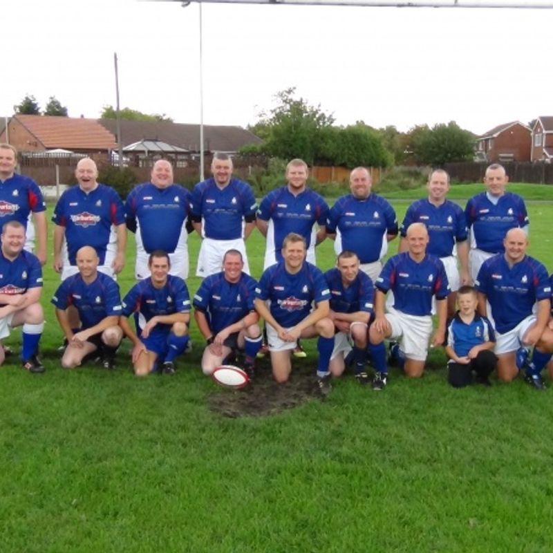 Tyldesley Third XV lose to Congleton 3 46 - 41