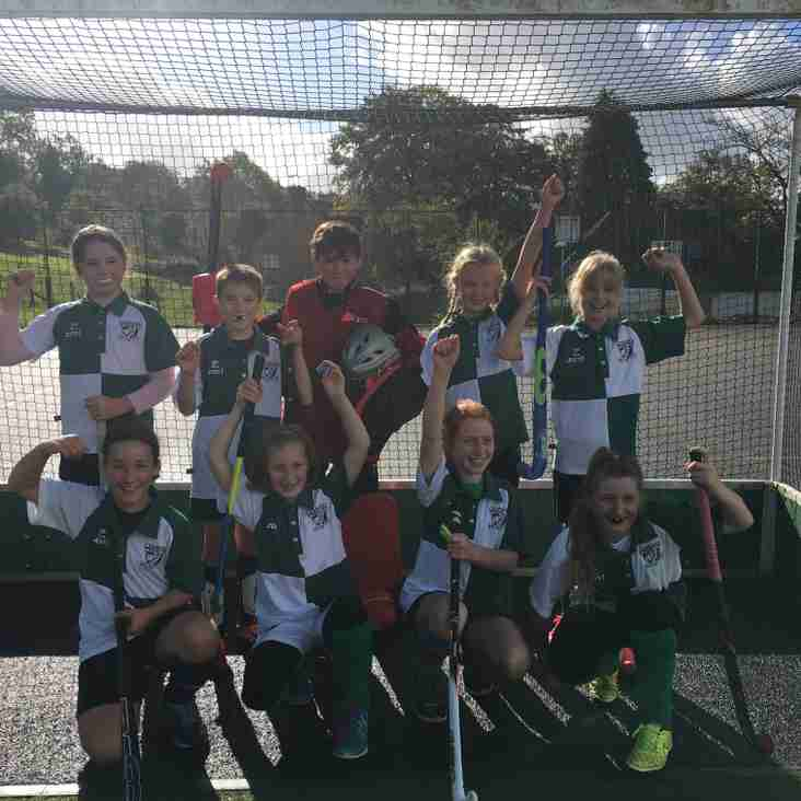 U12s Hockey Tournament at Bruton