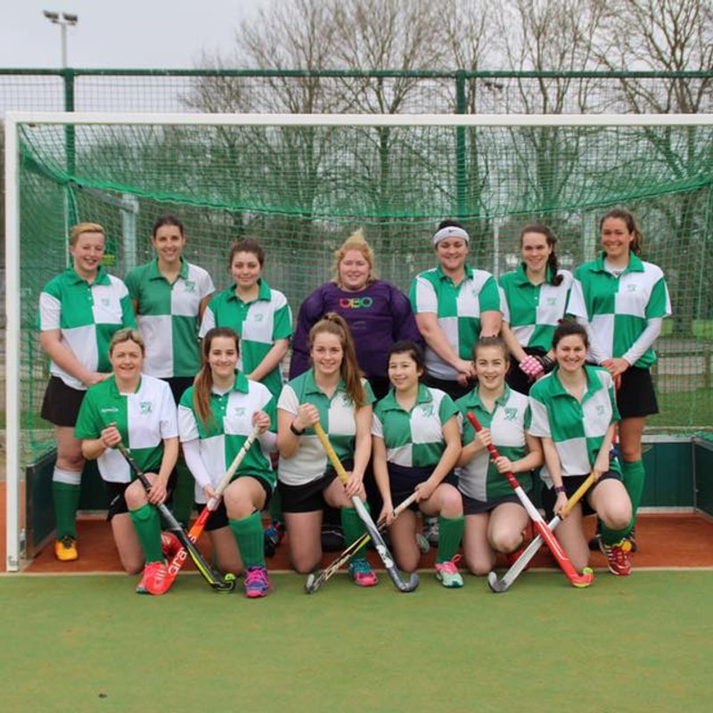 Ladies 1st Team lose to Yeovil and Sherborne 2 5 - 1