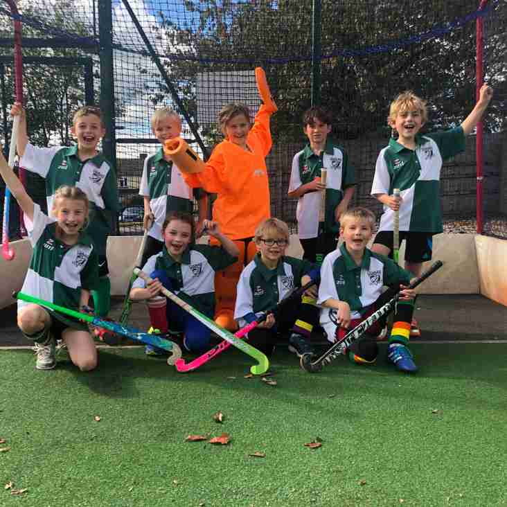 Chard U10s put out strong performance