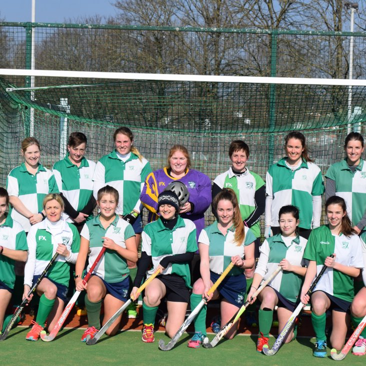 Ladies 1st XI Overview of the Season <